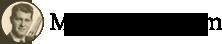 MaxPrager.com Logo